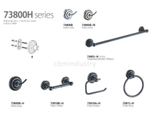 Zinc & stainless steel hardware accesorry 73800H Series